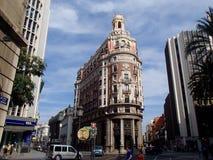 Banco De Valencia Arkivbild