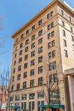 Banco de Wachovia y edificio de la confianza Imagen de archivo libre de regalías