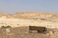 Banco del deserto Immagini Stock Libere da Diritti