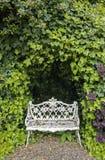 Banco del giardino Fotografia Stock