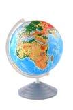 Banco del globo Fotografia Stock