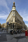 Banco do crédito Imagem de Stock Royalty Free