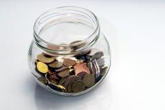 Banco do frasco Imagens de Stock