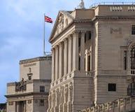 Banco do Inglaterra imagens de stock royalty free