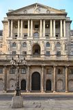 Banco do Inglaterra, Londres, Inglaterra, Reino Unido, Europa Imagem de Stock Royalty Free
