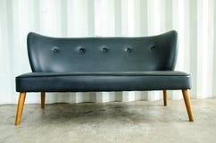Banco do sofá Imagem de Stock