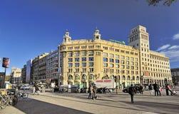 Banco Espanol De Credito Royalty Free Stock Image