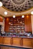 Banco famoso da Irlanda da barra do bar de Conwy foto de stock royalty free