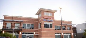 Banco Fort Worth, Tejas del sudoeste imagenes de archivo
