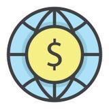 Banco Mundial Imagem de Stock Royalty Free
