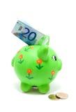 Banco Piggy Fotografia de Stock
