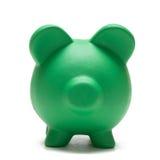 Banco Piggy colorido Imagem de Stock Royalty Free
