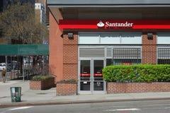 Banco Santander Royalty Free Stock Photos