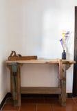 Banco tradizionale dei falegnami Fotografia Stock