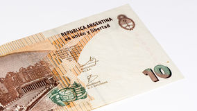 Banconota di currancy del Sudamerica Immagine Stock