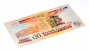 Banconota di currancy del Sudamerica Immagini Stock Libere da Diritti