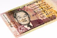 Banconota di Currancy dell'Africa Fotografia Stock