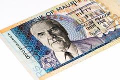 Banconota di Currancy dell'Africa Fotografie Stock Libere da Diritti