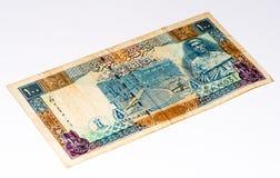 Banconota di Currancy dell'Asia Fotografie Stock