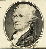 Banconota di currancy di U.S.A. Fotografia Stock