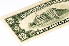 Banconota di valuta di U.S.A. Fotografia Stock Libera da Diritti