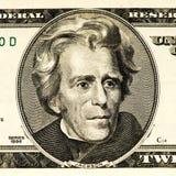 Banconota di valuta di U.S.A. Fotografie Stock