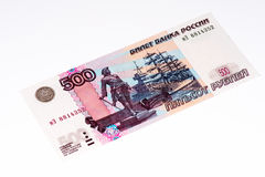 Banconota europea di currancy Immagini Stock