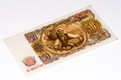 Banconota europea di currancy Fotografie Stock Libere da Diritti