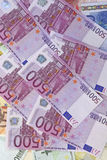 Banconote Fotografie Stock Libere da Diritti