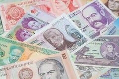 banconote Fotografia Stock Libera da Diritti
