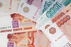 Banconote Fotografia Stock