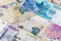 Banconote dell'America latina Immagine Stock Libera da Diritti