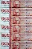 Banconote della corona svedese dell'Islanda Fotografia Stock Libera da Diritti