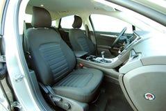 Bancos de carro dianteiros Imagem de Stock Royalty Free