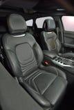 Bancos de carro dianteiros Imagens de Stock Royalty Free