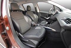 Bancos de carro dianteiros Imagens de Stock