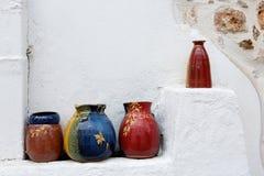 Bancos del Cretan fotografía de archivo libre de regalías
