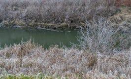 Bancos del Green River Imagenes de archivo