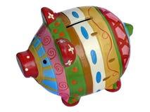 Bancos Piggy (2) Fotografia de Stock