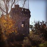Bancrofts Schloss Stockbild