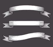 band vektor illustrationer