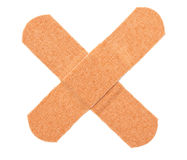 Band-aid Fotos de archivo