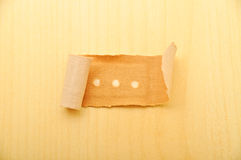 Band-aid Royalty Free Stock Photography