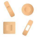 Band-Aid ilustração do vetor