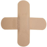 Band aid plaster Stock Image