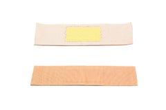 Band aid plaster. Bandage isolated on white Stock Image