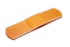 Band-aid on white stock photo