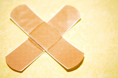 Band-aids Stock Photography