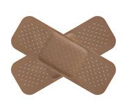 Band aids Stock Photography