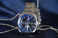 Band, Blue, Bracelet Stock Photography